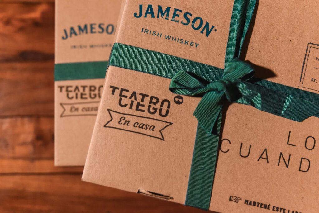 Box Decí Whiskey - Jameson (43)