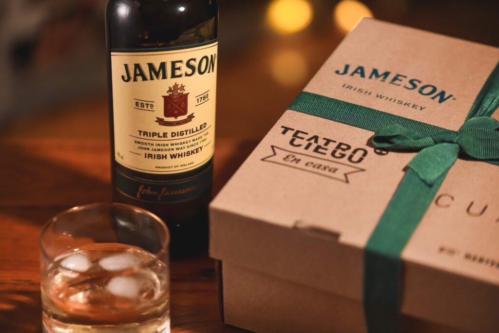Box Deci Whiskey Botella Jameson (27)